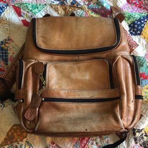 FRYE | Vintage loved bag